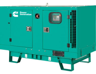 Genset Cummins ATL 180 CMN 17 28kva cummins enclosed diesel generator