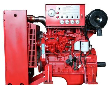 Diesel Pump Diesel Fire Pump SetBy Cummins TechnologyCap 750 GPM Head 110 MeterRefer to NFPA20 Control Engine Box diesel engine 7